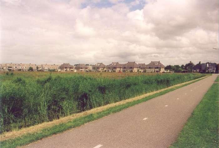 Waypoint 7: Hier moest de laatste rij huizen nog gebouwd worden, zoek de verschillen